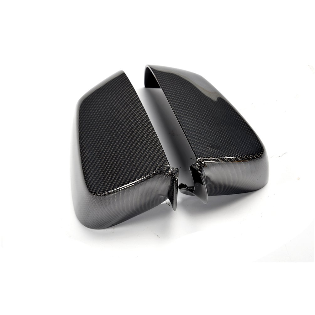jcsportline Full Replacement Carbon Fiber Mirror Covers fits BMW 5Series GT F07 (Fits: F07) 2010-2013