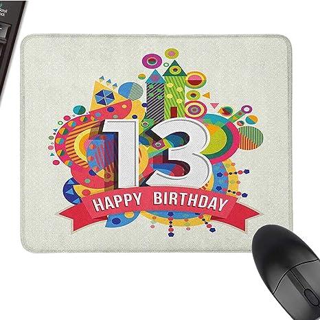 Amazon.com: Alfombrilla de ratón cómoda para 100 cumpleaños ...