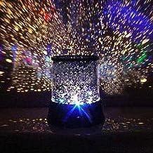 easyshop Amazing Sky Star Cosmos Laser Projector Lamp Night Light