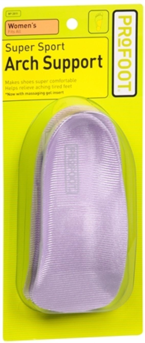 ProFoot SuperSport Arch Support Women's 1 Pair (Pack of 12) by Profoot