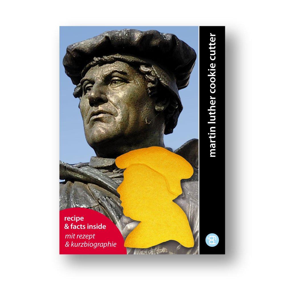 Martin Luther Souvenir & Ausstechform In Rot Amazon Küche