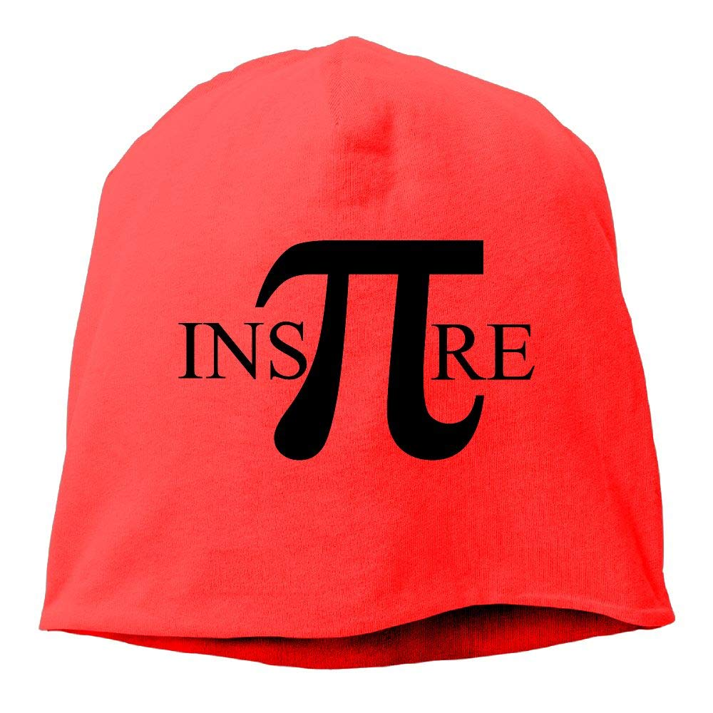 Headscarf Math Puns-Inspire Pi Numbers Hip-Hop Knitted Hat for Mens Womens Fashion Beanie Cap
