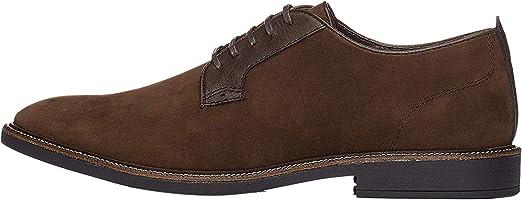 TALLA 47 EU. find. Callow - Zapatos de Cordones Derby Hombre