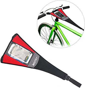 Wankd Protector de sudor para bicicleta, red elástica para ...