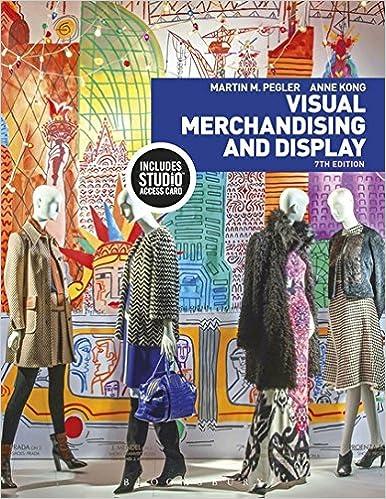 Visual Merchandising and Display: Bundle Book + Studio