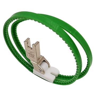 honeysew prensatelas para máquina de coser doble anillo de nailon para Consew alta vástago # T35: Amazon.es: Juguetes y juegos