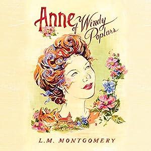 Anne of Windy Poplars Audiobook