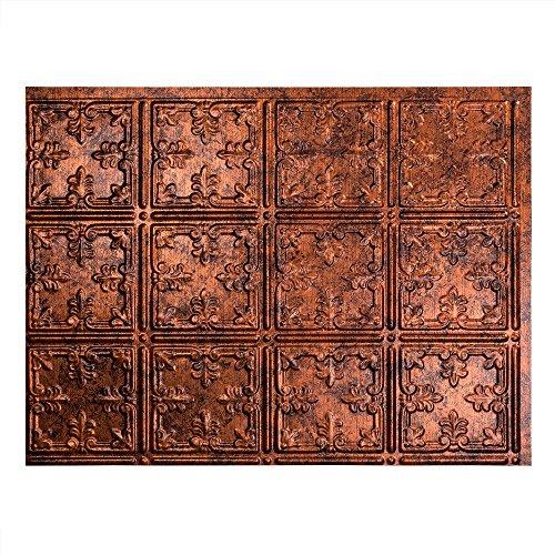 copper kitchen backsplash - 3