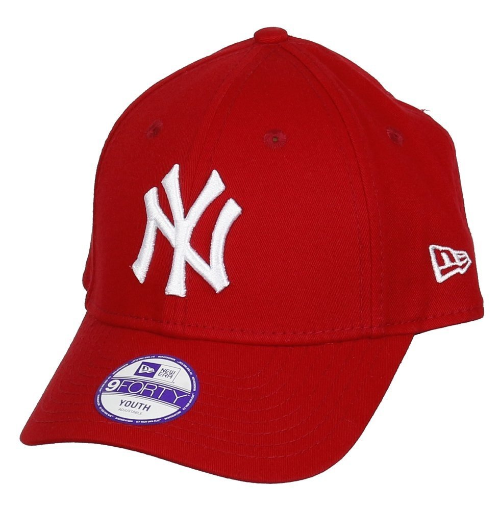 New Era New York Yankees Strapback Cap 9forty Kappe Basecap Child Youth Adjustable 10531939