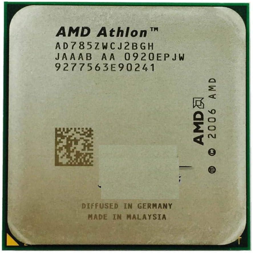 AMD Athlon X2 7850 2.8 GHz Dual-Core CPU Processor AD785ZWCJ2BGH Socket AM2+