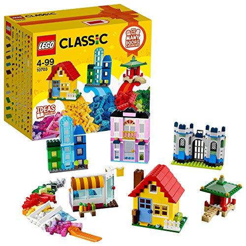 LEGO 클래식 아이디어 부품 건물 세트 10703