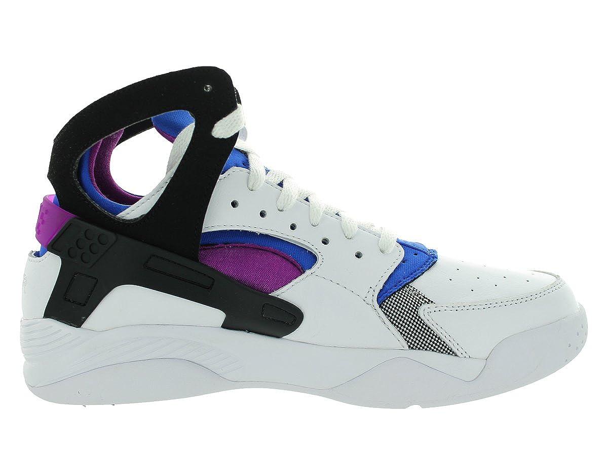 new arrival baee9 dc6a9 Amazon.com   Nike air Flight Huarache Mens hi top Trainers 705005 Sneakers  Shoes   Basketball