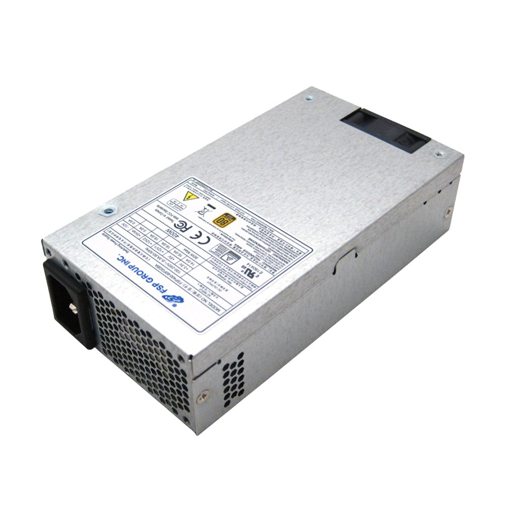 FSP Group Mini ITX Solution/Flex ATX 80 Plus Gold 400W high Efficiency Power Supply (FSP400-60FGGBA)