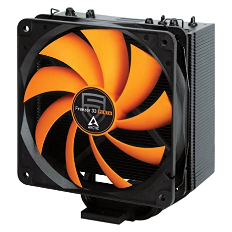 ARCTIC Freezer 33 Penta Semi Passive CPU Cooler Designed with Professional  Gamers Model ACFRE00037A