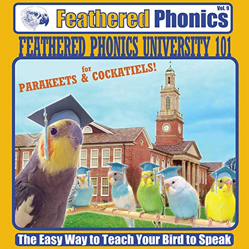 - Feathered Phonics The Easy Way To Teach Your Bird To Speak Volume 9: Feathered Phonics University 101