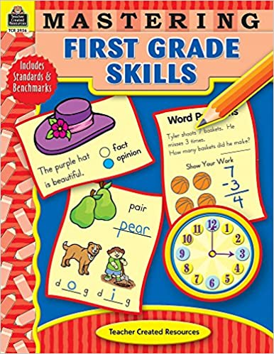 Mastering First Grade Skills: Jodene Smith: 0088231939566: Amazon ...