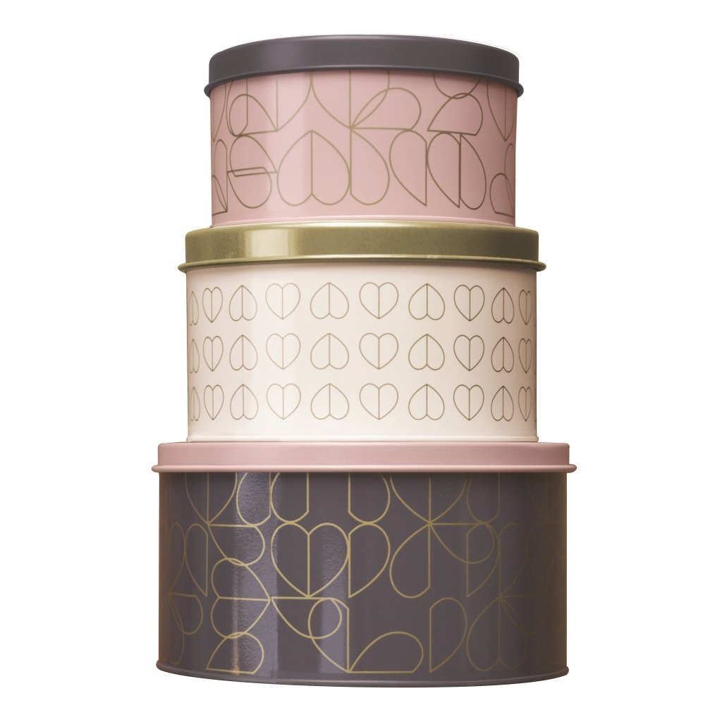 Beau /& Elliot Champagne Edit Oyster Storage Tin