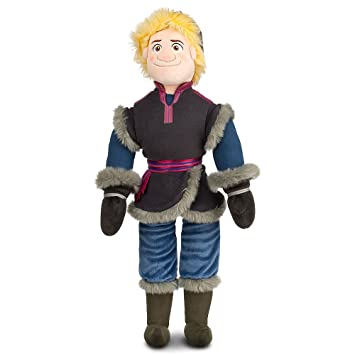 amazon com disney store kristoff plush doll frozen medium 21