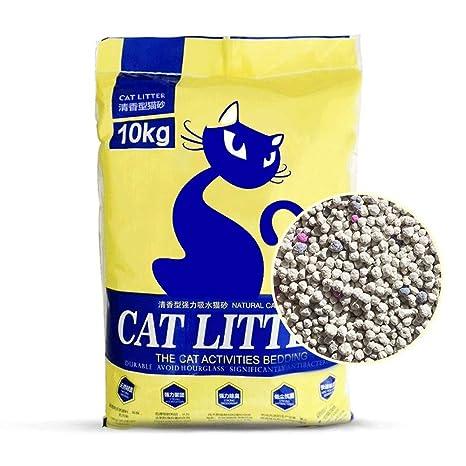 GBY - Arenero para Gato, Tipo de Perfume de Arena para Gatos ...