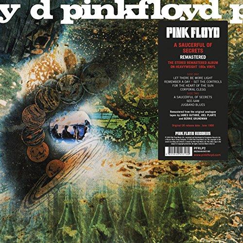 Pink Floyd - A Saucerful Of Secrets (2016 Version) - Zortam Music