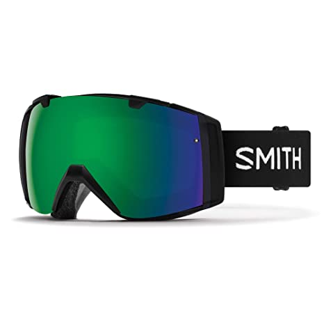 03b41c73f62 Image Unavailable. Image not available for. Color  Smith Optics Adult I O  Snow Goggle (Black