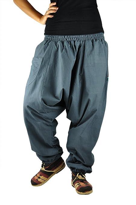 ... Mediana Profunda Talla única Unisex S - L Pantalones Bombachos de Invierno con Cremallera - Unüberlegt Extra Warm: Amazon.es: Ropa y accesorios