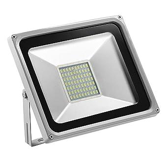 50w led flood light outdoor spotlight daylight white6000 6500k 50w led flood light outdoor spotlight daylight white6000 6500k aloadofball Choice Image