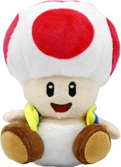 Amazon Com Meijiada Super Mario Bros Red Toad Brigade Mushroom