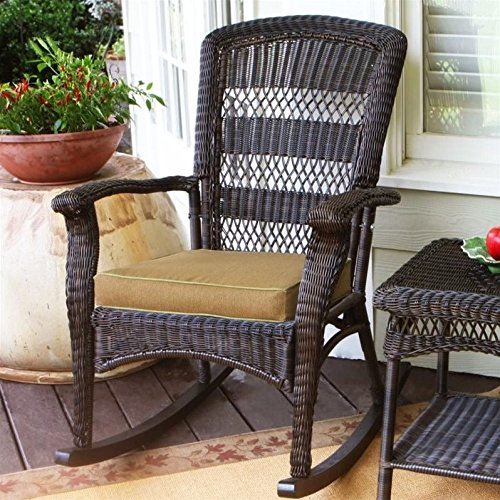 Plantation White Outdoor Chair - 8