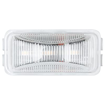 Lumitronics RV Mini Thin Line 37 Series Sealed LED Marker Light (Clear): Automotive