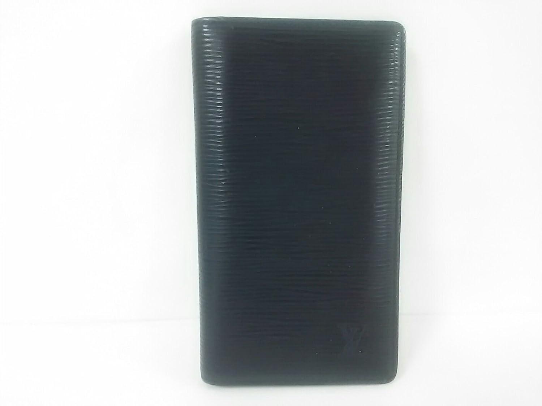(ルイヴィトン) LOUIS VUITTON 手帳 ノワール R20522 アジェンダ ポッシュ  【中古】 B07F6C8K84  -