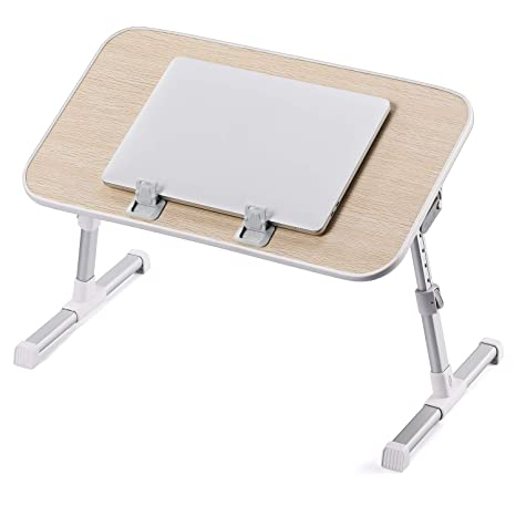 Awesome Laptop Desk Table For Bed Taotronics Lap Desks Bed Trays For Eating And Laptops Stand Lap Table Adjustable Computer Tray For Bed Foldable Bed Desk Gmtry Best Dining Table And Chair Ideas Images Gmtryco