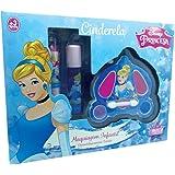 Caixa com Maquiagem Infantil Cinderela, View