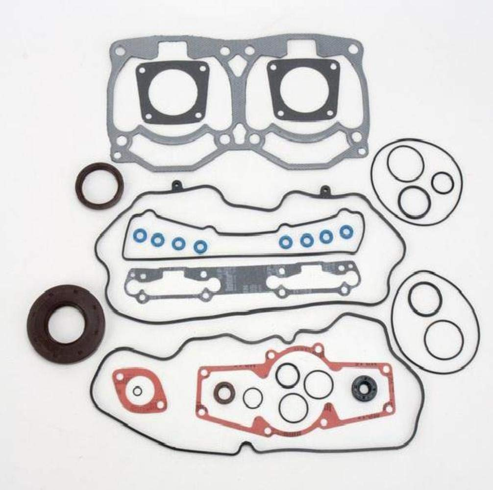 Winderosa 711109B 1984-1984 Polaris Indy Professional Gasket Set With Oil Seals GS1109B