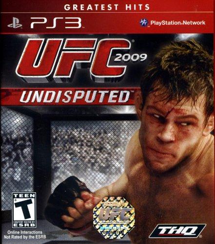 - UFC Undisputed 2009 - Playstation 3