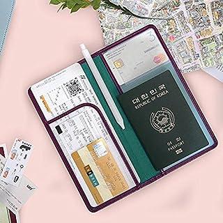 ShopSquare64Honana hn-pb55colori del passaporto biglietti di viaggio Cards case