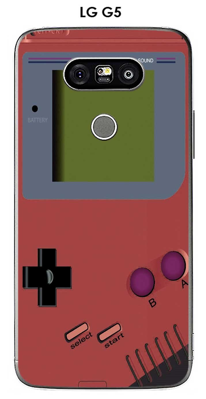 Onozo Carcasa LG G5 Design Game Boy Marsala: Amazon.es ...