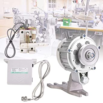 Motor de máquina de coser industrial, servomotor sin escobillas de ...