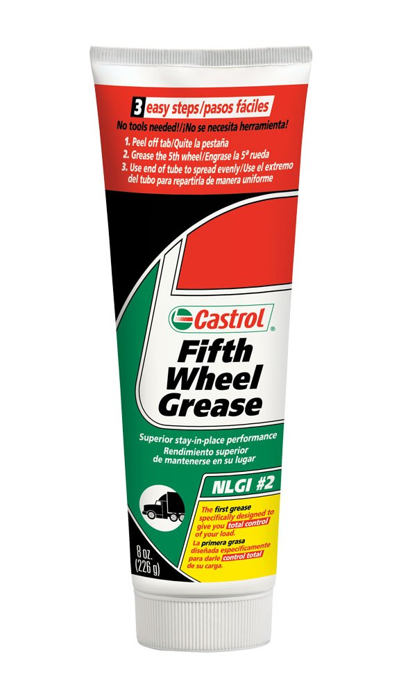 Castrol 55521-25PK Fifth Wheel Grease - 8 oz., (Pack of 25) by Castrol