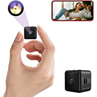 2021 Mini Camera, Small Wireless Camera with Audio, Smart Security Camera, 1080P HD Cameras with Night Vision, Motion…