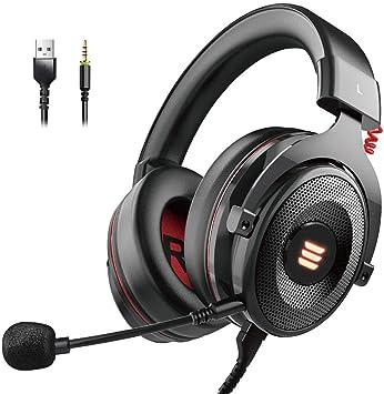 EKSA E900 Pro Gaming Headset best Gaming headphones under 3000