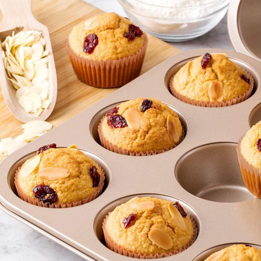 Cupcake Liners Standard 2 Inch Regular Cupcake 75 Ct Natural Kraft Paper Baking Cups Natural Unbleached Rustic
