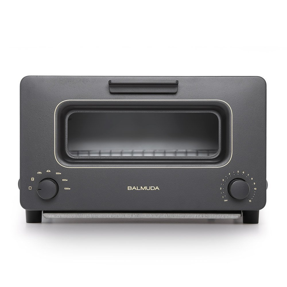 Steam oven toaster BALMUDA The Toaster K01A-KG (Black)