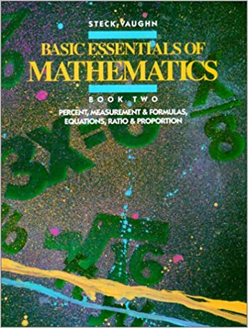 Basic Essentials of Mathematics, Book 2: Percent, Measurement ...
