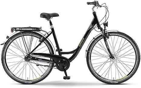 Winora Cityrad Holiday - Bicicleta de Paseo, Talla L: Amazon.es ...