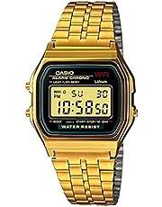 Casio Uhr A159WGEA-1EF - Gold