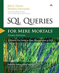The #1 Easy, Common-Sense Guide to SQL Queries—Updated for Today's Databases, Standards, and Challenges   SQL Queries for Mere Mortals ® has earned worldwide praise as the clearest, simplest tutorial on writing effective SQL queries. The aut...