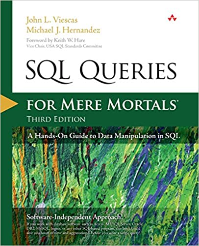 Sql Queries For Mere Mortals 2nd Edition Pdf