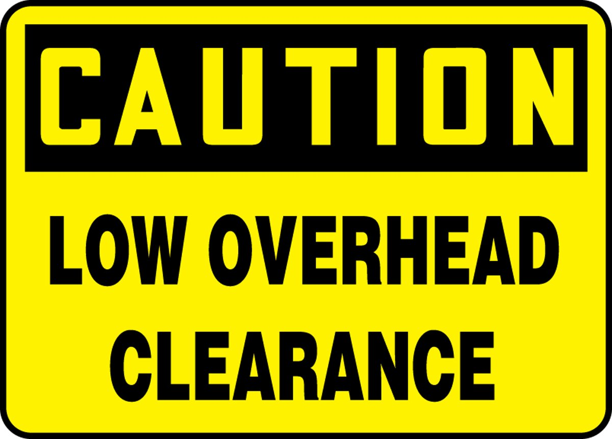 10 Length x 14 Width x 0.004 Thickness Black on Yellow LegendCAUTION HEARING PROTECTION REQUIRED IN THIS AREA Accuform MPPE676VS Adhesive Vinyl Safety Sign