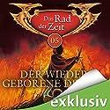 Der wiedergeborene Drache (Das Rad der Zeit 05) Audiobook by Robert Jordan Narrated by Helmut Krauss